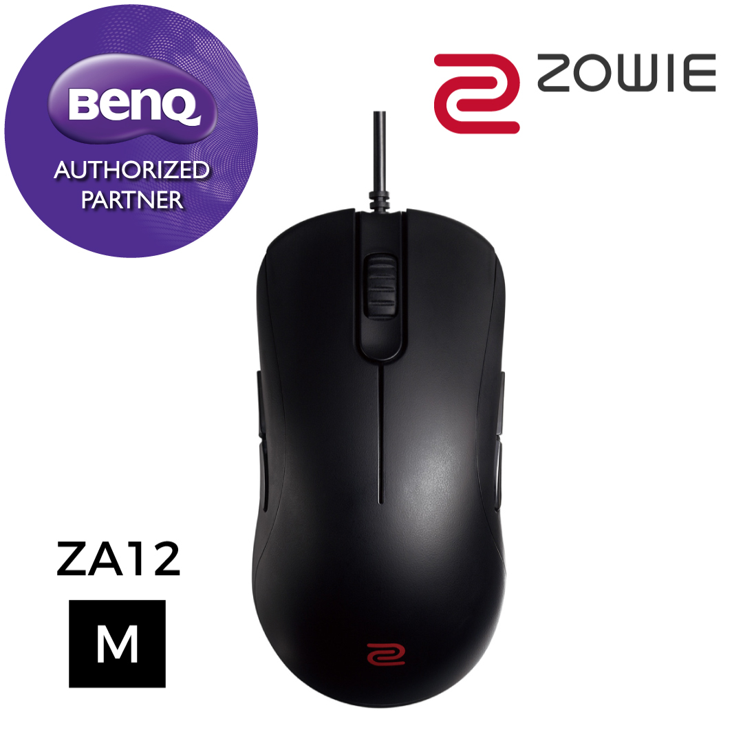 590723cd499 BenQ ZOWIE ZA12 Esports Gaming Mouse (Medium) - GamePro Shop