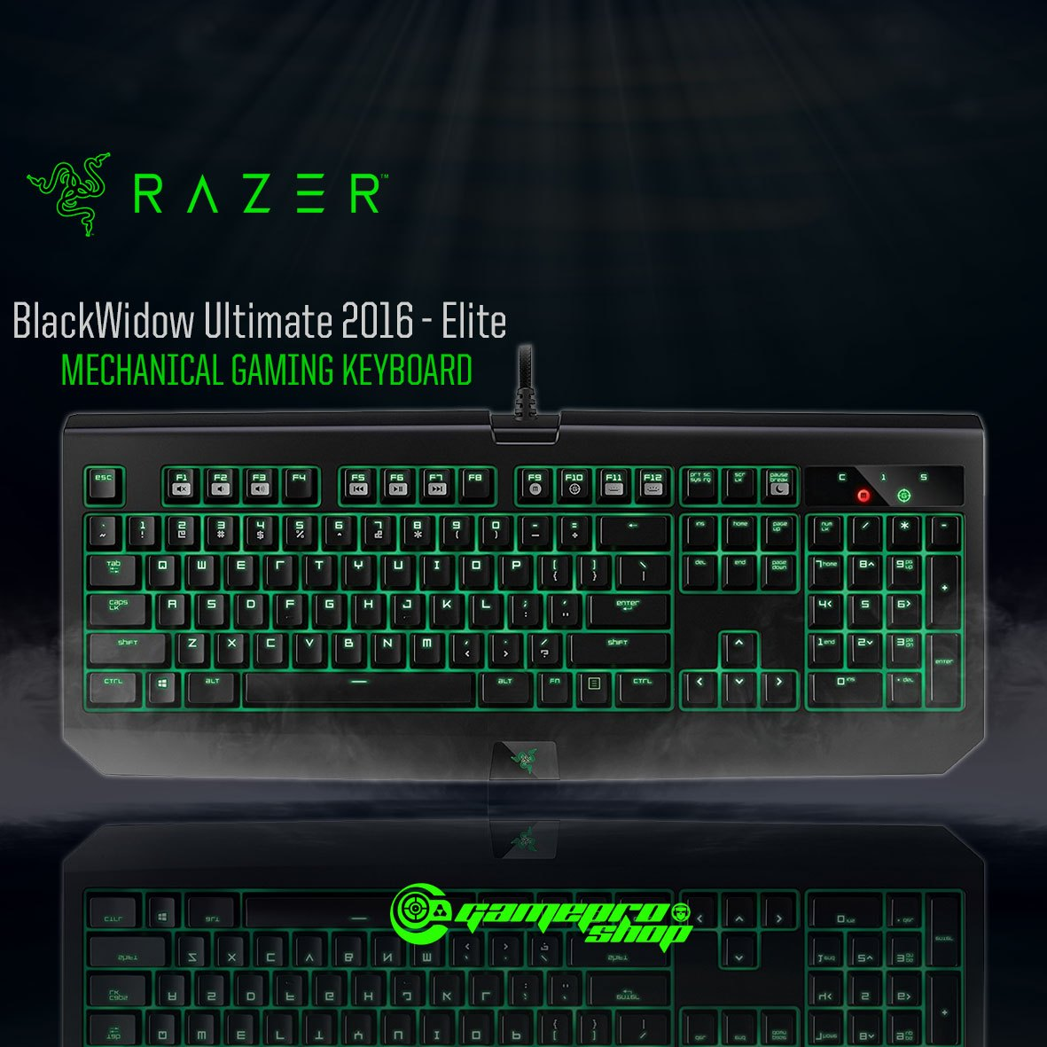 RAZER BLACKWIDOW ULTIMATE WINDOWS 10 DRIVERS