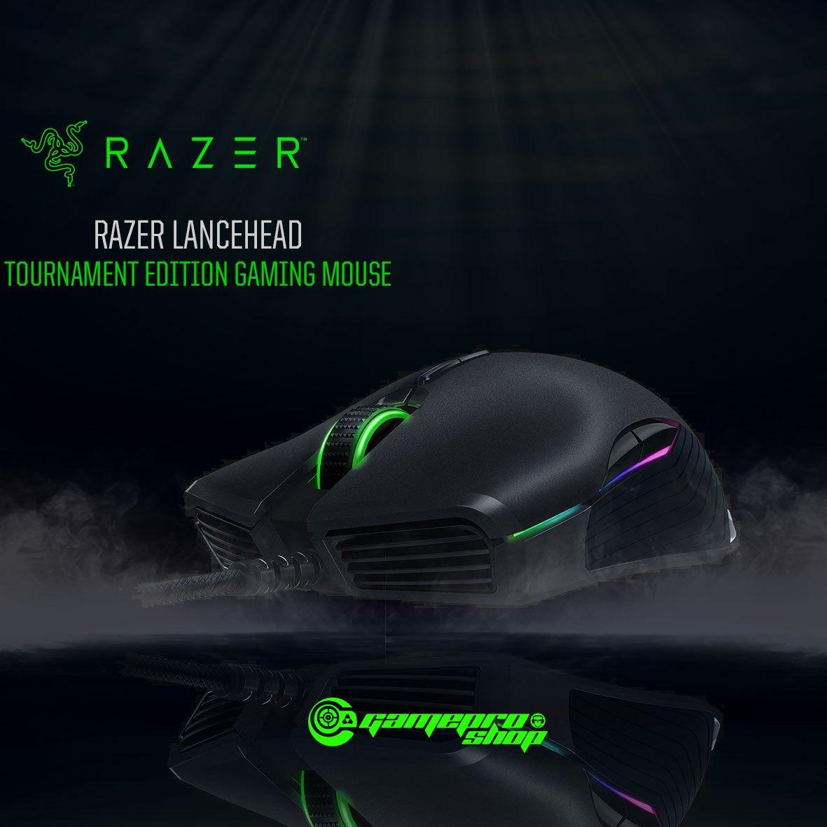 Razer Lancehead Tournament Edition Gaming Mouse GamePro Shop