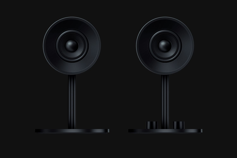 Razer Nommo 20 Gaming Speakers Rz05 02450100 R3w1 Gamepro Shop Logitech G560 Lightsync Pc Speaker
