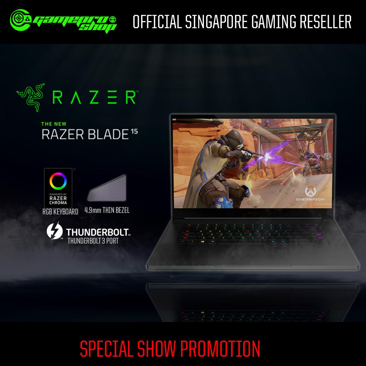 Razer Blade 15 Base Model (RZ09-02705E75-R341) (GTX 1060 6GB GDDR5)