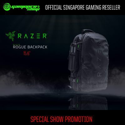 f7b43d74651 Razer Rogue 15.6″ Backpack (RC81-02410101-0500)