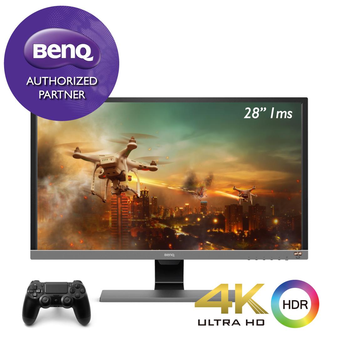 BenQ EL2870U 4K HDR 1ms 28 inch 28
