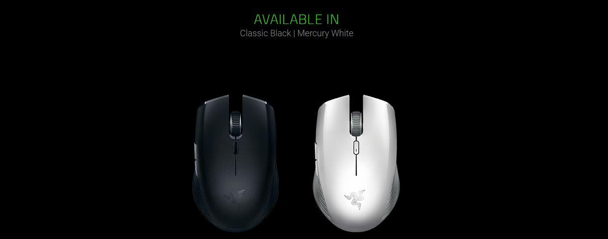 Razer Atheris - Mobile Mouse - Mercury (RZ01-02170300-R3A1)