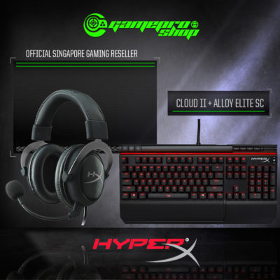 Gaming Keyboard - GamePro Shop